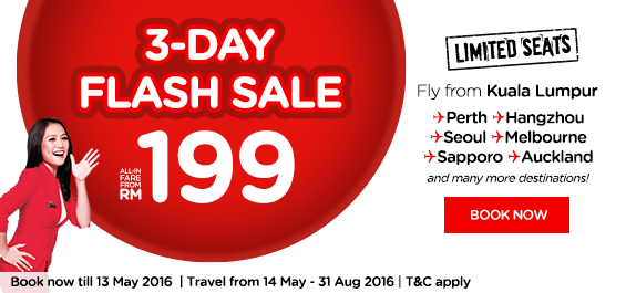 AirAsia X 3 Day Flash Sale (11 May 2016).png