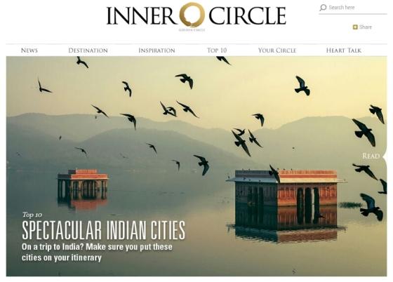 Inner Circle : Golden Circle by Shangri-La