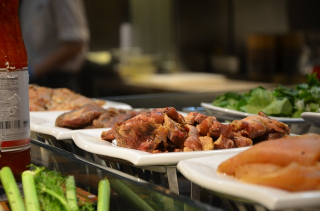 LMKK - Fresh Meat at Grilled Station