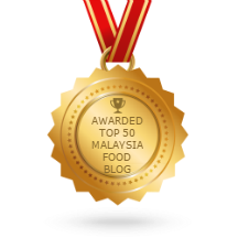 Top 50 Malaysia Food Blogs
