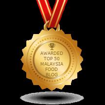 Top 50 Malaysia Food Blogs